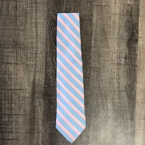 Men's Brooks Brothers Blue/Pink/White Tie